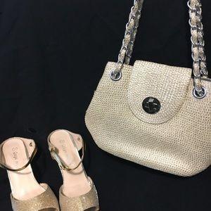 Shoes - Handbag and shoes.